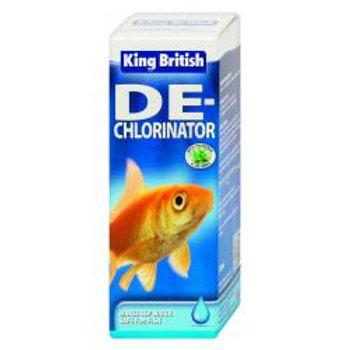 King British De-Chlorinator (formerly Safe Guard)