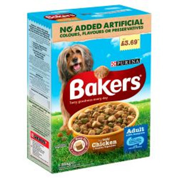 Bakers Chicken & Vegetables PM £3.69