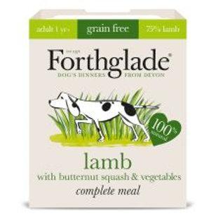 Forthglade Complete Grain free Adult Lamb & Veg