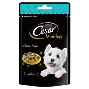 Cesar Treat Mini Chicken & Cheese