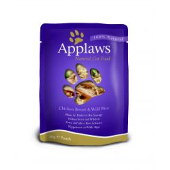 Applaws Cat Pouch Chicken 12 Pack