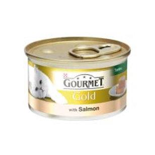Gourmet Gold Salmon Terrine