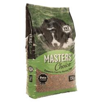 Masters Choice Working Dog Complete