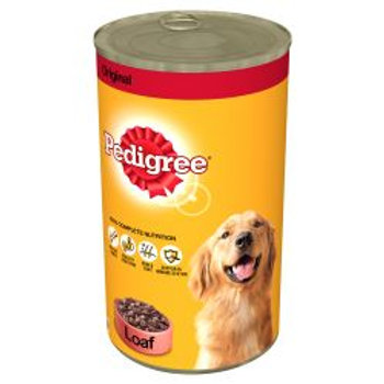 Pedigree Can in Loaf Original