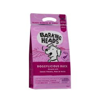 Barking Heads Dogglicious Duck (Formally Quackers)