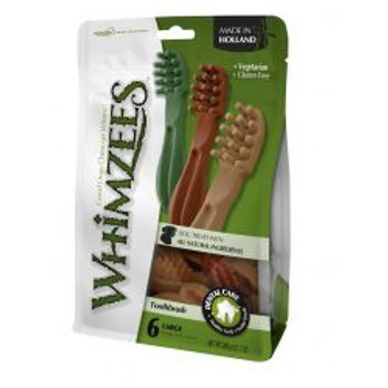 Whimzees Brush Pre Pack 150mm