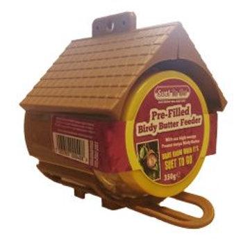 Suet To Go Pre-Filled Birdy Butter Feeder
