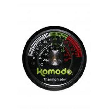 Komodo Thermometer Analogue