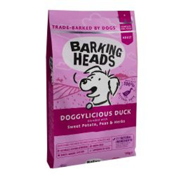 Barking Heads Doggylicious Duck (Formally Quackers)