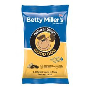 Betty Millers Good Dog Treats (Wheat Gluten Free)
