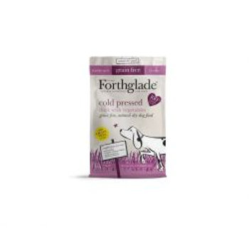 Forthglade Grain Free Cold Pressed Duck