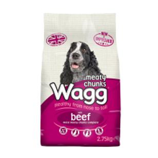 Wagg Meaty Chunks Beef