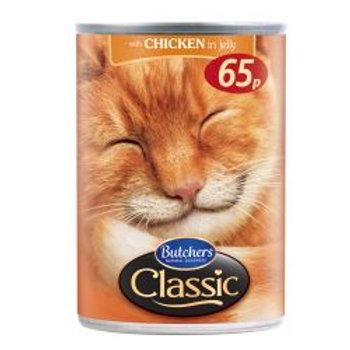 Classic Cat Chicken 65p