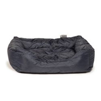 Danish Design Quilted Snuggle Navy