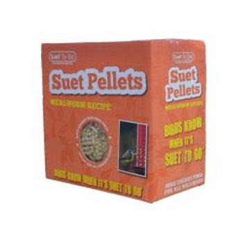 Suet To Go Pellet Box Mealworm