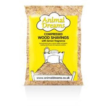 Animal Dreams Shavings Lemon