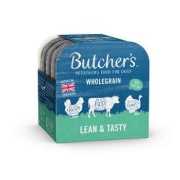 Butchers Alu Lean & Tasty 4 Pack