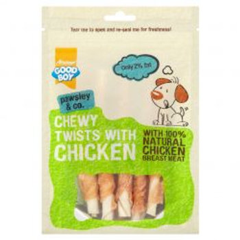Good Boy Deli Chewy Twisters