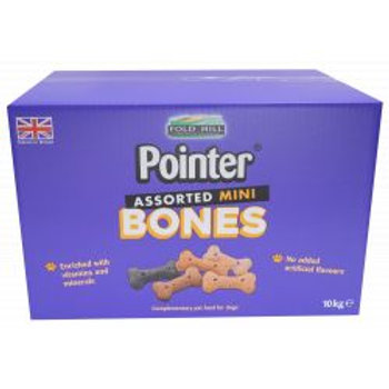 Chewdles Assorted Mini Bones