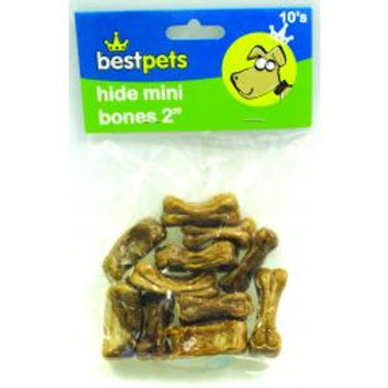 Bestpets Hide Mini Bone