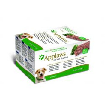 Applaws Dog Pate Country Selection Multipack 5 Pack