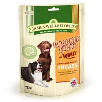 James Wellbeloved Crackerjack Turkey & Rice