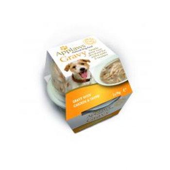 Applaws Dog Gravy pot Chicken 2 pack