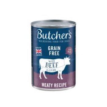 Butchers Beef & Liver
