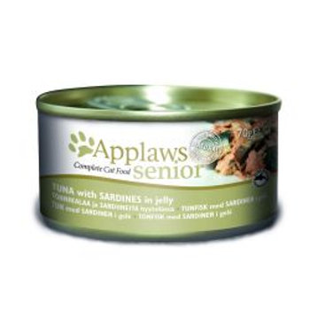 Applaws Cat Senior Tuna & Sardine