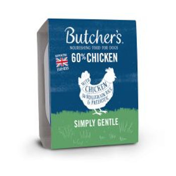 Butchers Simply Chicken & Rice