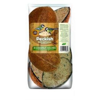 Peckish Half Coconut