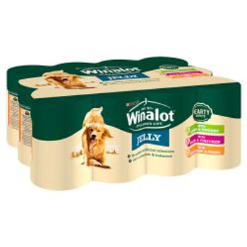Winalot Mixed Variety In Jelly 12 Pack