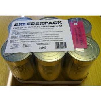 Breederpack Dog Premium Meaty Dents