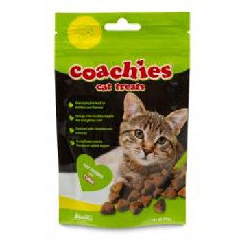 Coachies Cat Treats Tuna