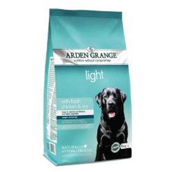 Arden Grange Dog Adult Light Chicken & Rice