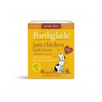 Forthglade Just Chicken with Heart Grain Free
