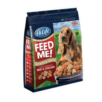 HiLife FEED ME! Something Special with Beef & Chicken