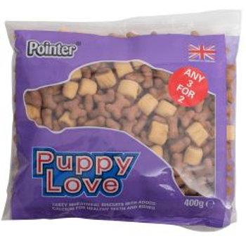 Pointer Puppy Love 3/2