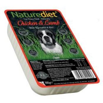 Naturediet Chicken & Lamb