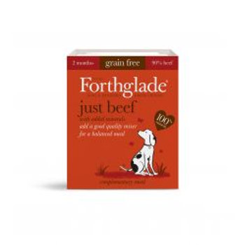 Forthglade Just Beef Grain Free