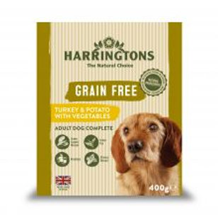 Harringtons Turkey Grain Free