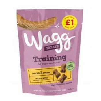 Wagg Training Treats Chicken & Cheese £1