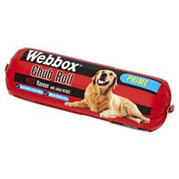 Webbox Chubs Beef