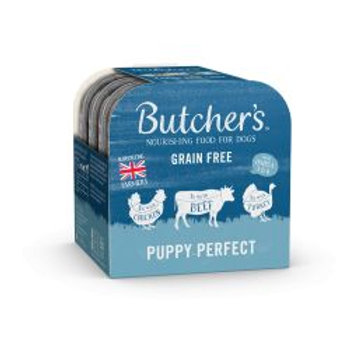 Butchers Puppy Perfect 4 Pack