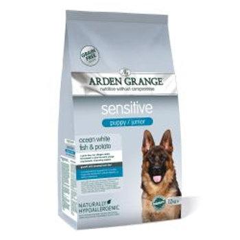 Arden Grange Dog Puppy Sensitive
