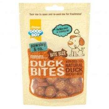 Good Boy Deli Bites Duck