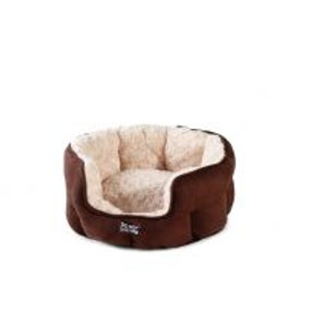 Do Not Disturb Luxury Oval Cat Bed