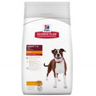 Hills Science Plan Canine Adult Light with Chicken