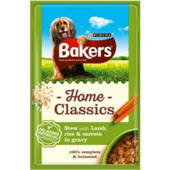 Bakers Pouch Home Classic Lamb
