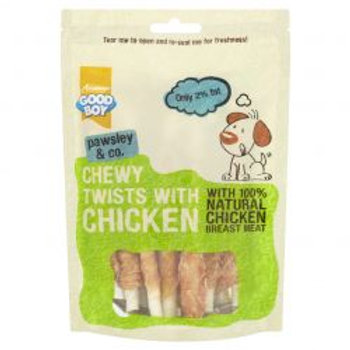 Good Boy  Chicken Twisters